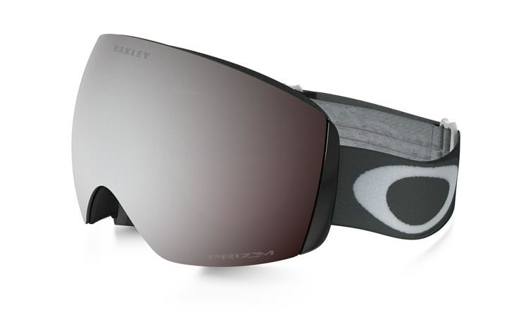 Oakley Flight Deck XM - ER Gunfighter Iron / Prizm Snow Black Iridium - OO7064-57 Skibril