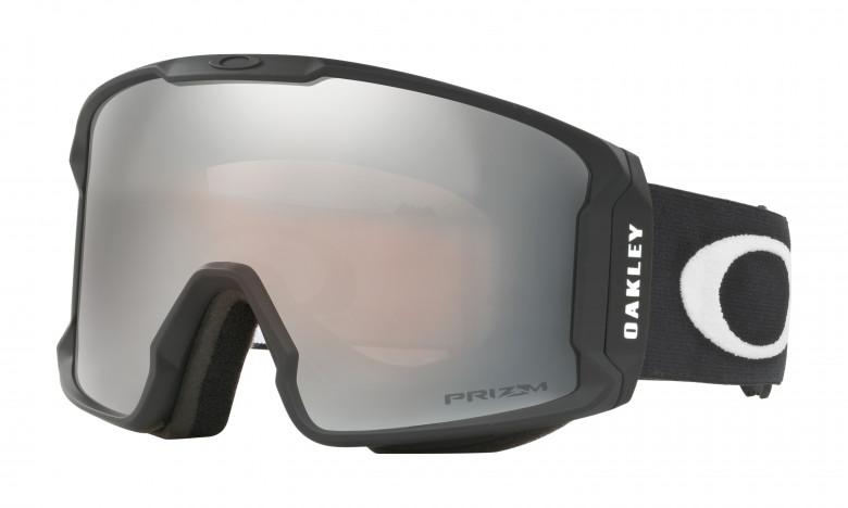 Line Miner XM Matte Black + Prizm Snow Black Iridium OO7093-02