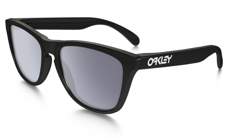 Oakley Frogskins - Polished Black / Grey - 24-306