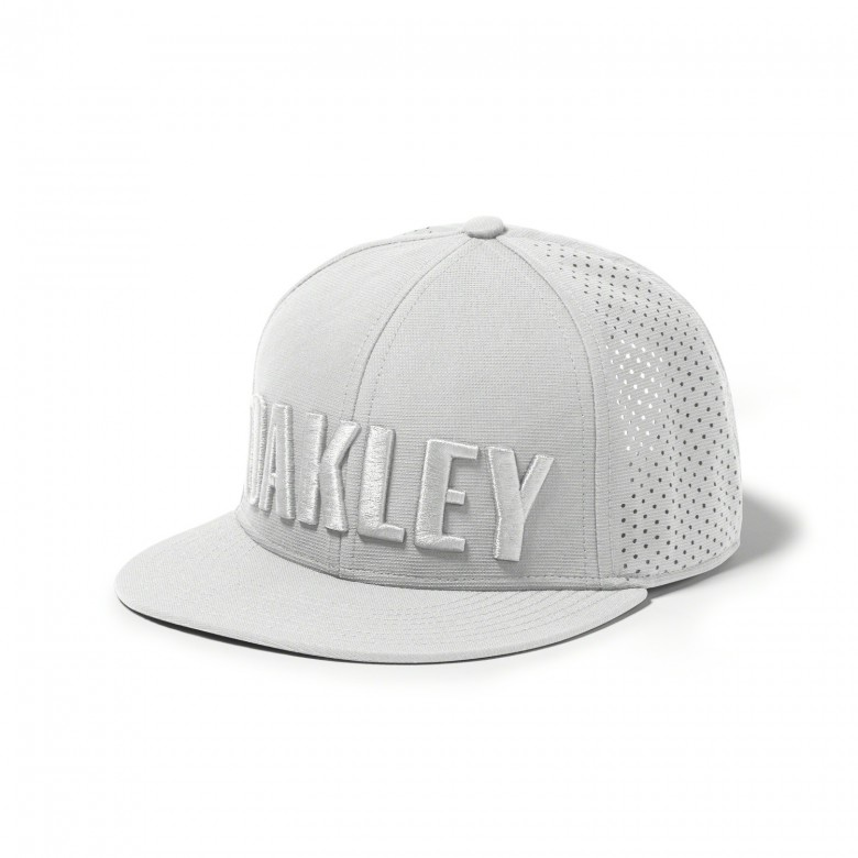 Oakley Perf Hat - Light Grey - 911614-202 Pet