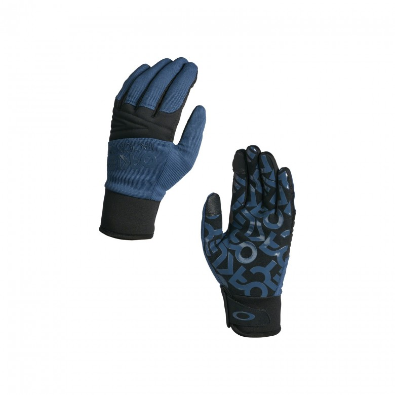 Oakley Factory Park Glove - Blue Shade - 94281-67N-L Handschoenen