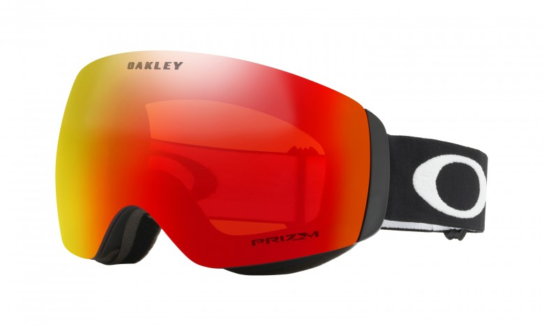 Oakley Flight Deck XM Prizm Black/Prizm Snow Torch Iridium