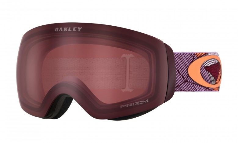 Oakley Flight Deck XM Port Sharkskin + Prizm Snow Rose OO7064-74