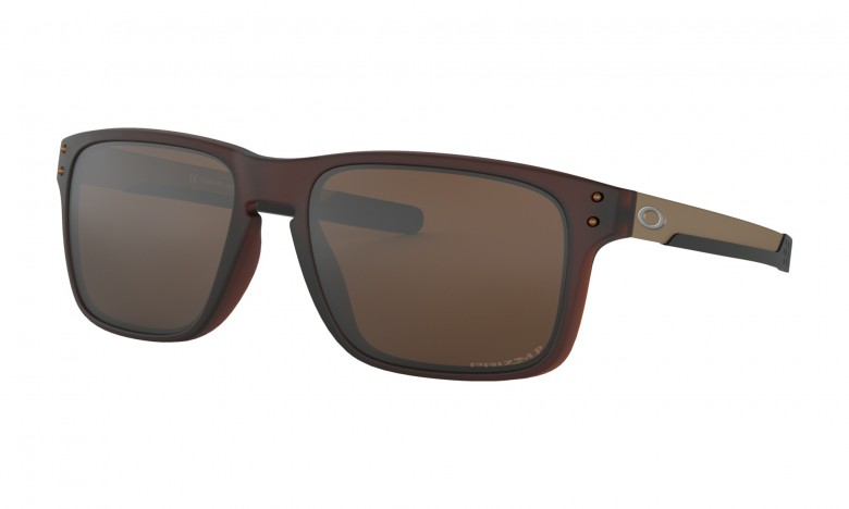 Oakley Holbrook Mix Matte Rootbeer / Prizm Tungsten Polarized - OO9384-0857