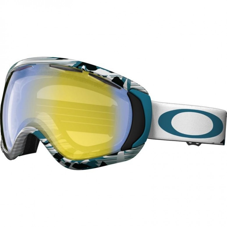 Oakley Canopy - High Country / HI Yellow - 59-472 Skibril