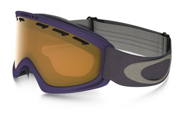 Oakley O2 XS - Purple Shade / Persimmon - OO7048-05 Skibril