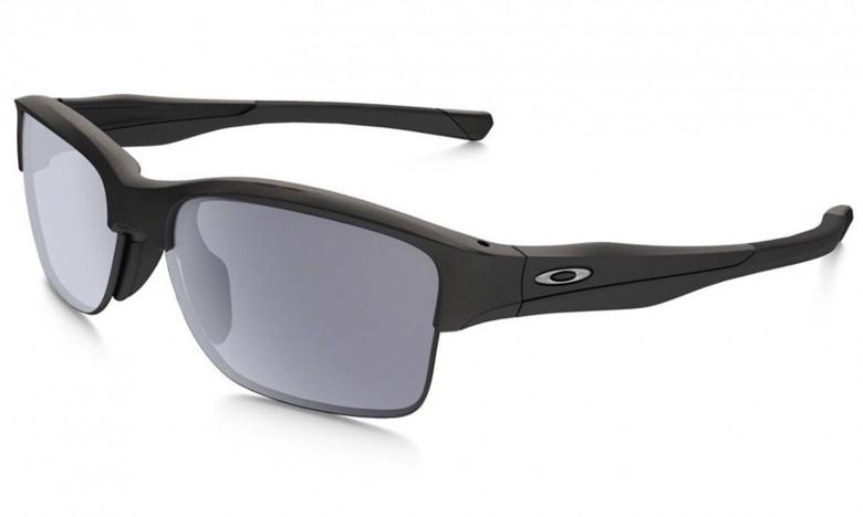 Oakley Halflink (Asian Fit) Matte Black / Grey - OO9251-01 Zonnebril