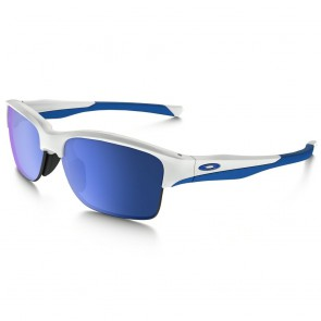 Oakley Halflink (Asian Fit) Polished White / Ice Iridium - OO9251-03 Zonnebril