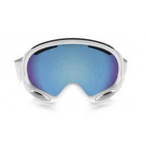 Oakley A Frame 2.0 - Factory Pilot Whiteout / Prizm Sapphire Iridium