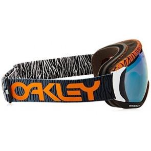 Oakley Canopy - Factory Pilot Bengal Orange / Prizm Snow Sapphire Iridium