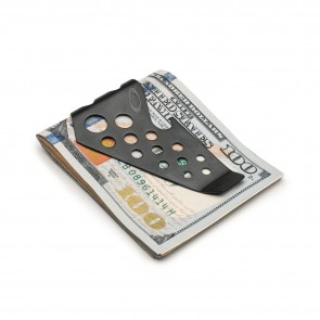 Oakley Metalworks Blackline Money Clip - Jet Black 95146ORT-01K