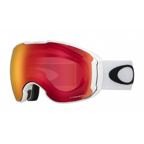Oakley Airbrake XL Polished White + Prizm Snow Torch Iridium & Prizm Snow Rose OO7071-08