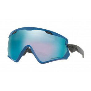 Oakley Wind Jacket 2.0 California Blue + Prizm Snow Sapphire Iridium OO7072-07