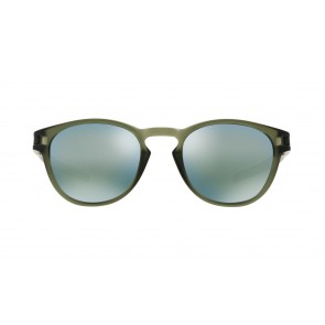 Oakley Latch - Matte Olive Ink / Emerald Iridium - OO9265-05 Zonnebril