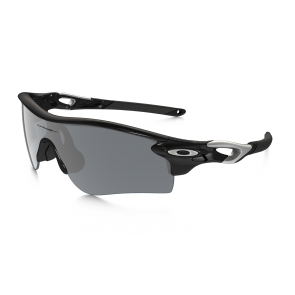 Oakley Radarlock Path - Polished Black / Black Iridium - Zonnebril