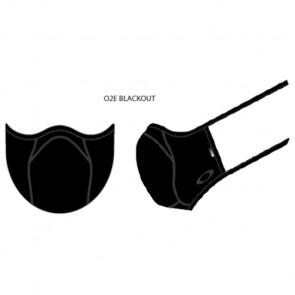 Oakley Masker Fitted Light Blackout S/M