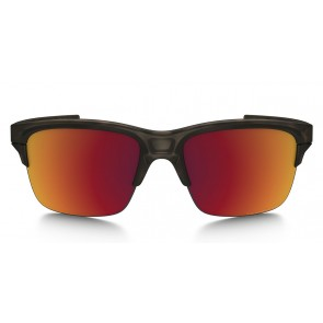 Oakley Thinlink Matte Brown Tortoise / Torch Iridium Polarized - OO9317-06 Zonnebril