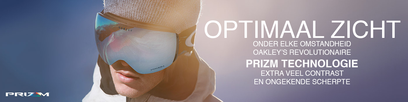 Oakley Prizm Goggles koopt u bij Wintersportbrillen.eu